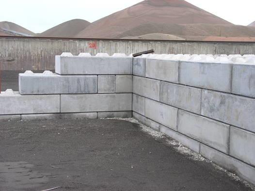 Betonové dílce VARIOBLOK