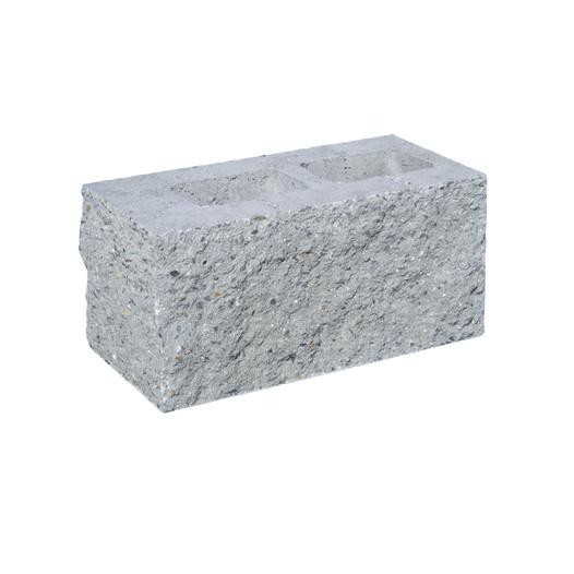 Třístranně štípané zdivo pro betonové ploty HX 2/19 6B