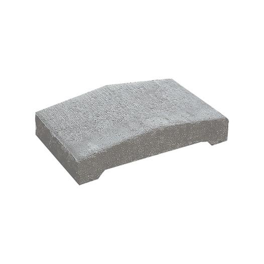 Betonová plotová stříška  - hladká