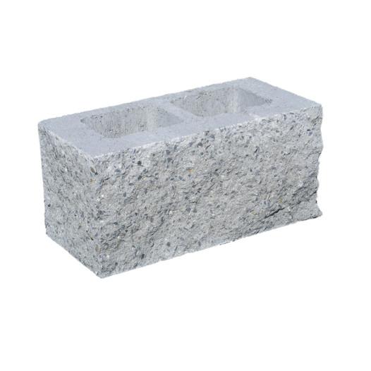 Třístranně štípané zdivo pro betonové ploty HX 2/19 4B